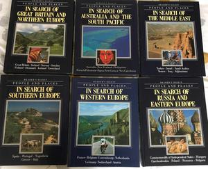 A bundle of Bargain Readers Digest Books