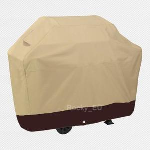Deluxe Heavy Duty BBQ Cover Waterproof Barbecue Grill Gas