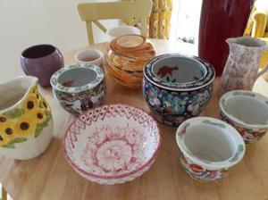 Job lot of ceramics
