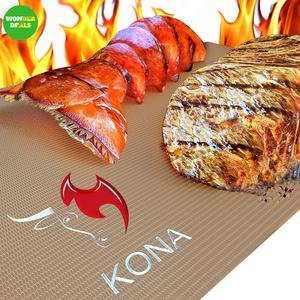 Kona Gold Grill & Bake Mats ~ New Nonstick Heavy Duty
