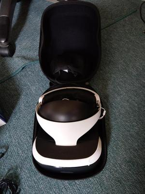 SONY PLAY STATION VR HEADSET