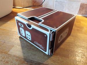 Smartphone Projector Cinema In A Box