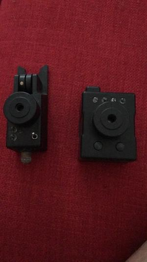 Steve Neville mk3 alarm and receiver. Receiver needs new battery but both in perfect working order.