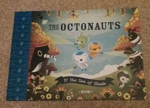 The Octonauts and the Sea of Shade by Meomi (Paperback,