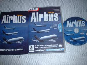 ✈️ AIRBUS COLLECTION ~ MICROSOFT FLIGHT SIMULATOR X /