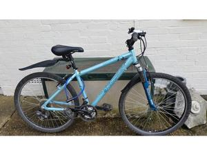 Apollo xc26s 21 speed 26 inch wheel mountain bike in good