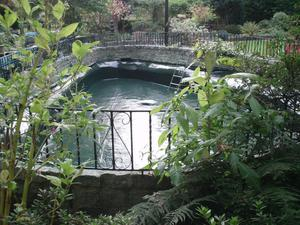 Atlantis fibreglass pond posot class for Fibreglass pond