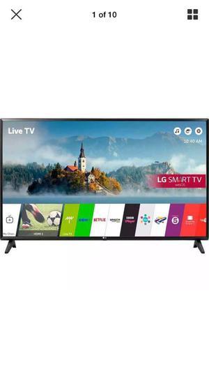 LG 49LJ594V 49 Inch Smart LED TV p Full HD Freeview HD and Freesat HD 2