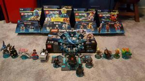 Lego dimensions Xbox One starter pack an job lot of sets.