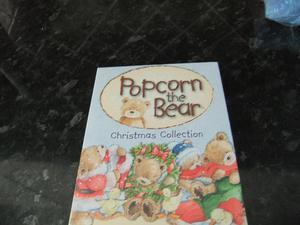 Popcorn the Bear triple cd rom