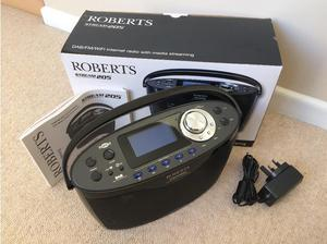 Roberts Stream 205 Internet Radio in Southampton