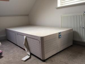 Single bed base 9 rs ll maxi london posot class for Divan for sale