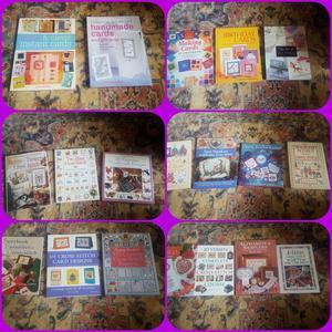 Various Craft books