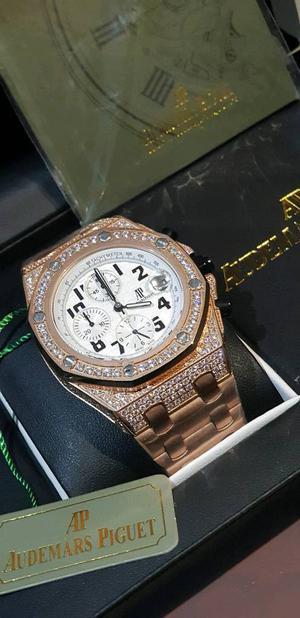 Audemars Piguet Not Rolex Cartier