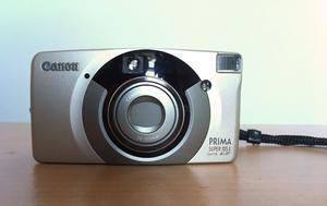 Canon Prima Super 105X Compact !! Film Camera !!