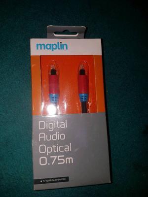 Digital audio optical