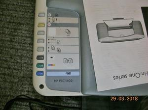 HP all in one printer scanner HP PSC