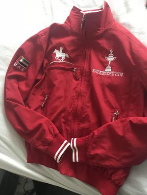 Meydan horse racing jacket brand new size 10 uk