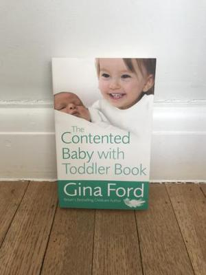 Pregnancy / Baby book - 'The Contented Baby...