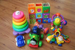 Set of Baby Toys - Tomy/ELC/ - Excellent condition