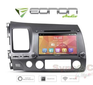 CAR RADIO Eonon GA Android 6.0 for Honda Civic left
