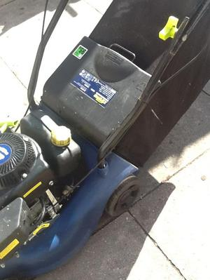 Challenger petrol mower