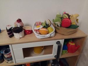 DUKTIG Ikea toy kitchen bundle, inc lots of extras