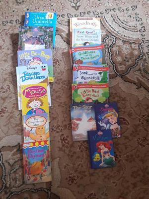 Girls Book Selection