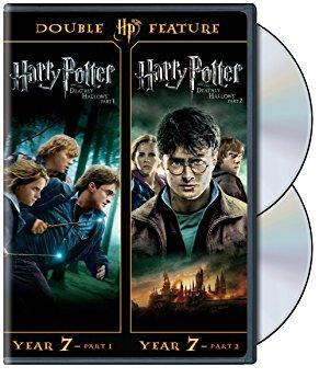 HARRY POTTER & THE DEATHLY HALLOWS PART 1 & 2 YEAR 7 (2