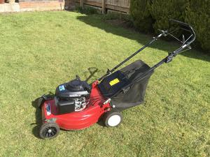 "MOUNTFIELD 18"" PETROL MOWER"
