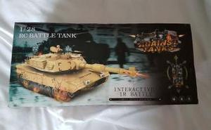 Remote Control Battle Tank Brand New