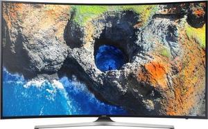 SAMSUNG 55 INCH CURVED 4K ULTRA HD HDR SMART LED TV (UE55MU)