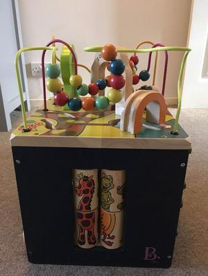 Zany Zoo Activity Toy