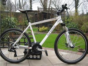 mountain bike in Birmingham