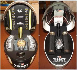 2 X Tissot Limited Edition Moto GP Watches - Brand New