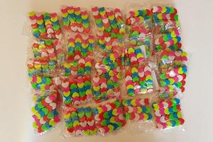Childs Heart Bracelet (Pack of 4) x 25 Packs JOBLOT