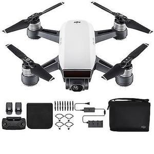 DJI Spark Fly More Combo (EU) - Alpine White - Brand New in sealed packaging