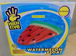 High Five WATERMELON With Seeds Float Pool Beach Lake Raft