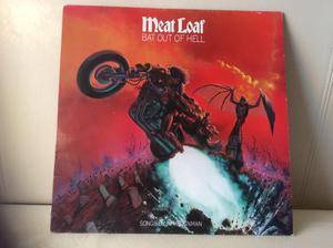 MEAT LOAF VINYL/LP