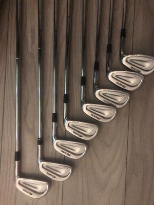 Mizuno MP 60. Golf clubs