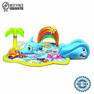 Splash Water Park Spring Summer Toys Inflatable Backyard