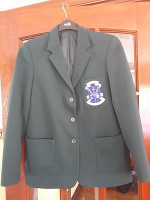 St Louis Grammar School Kilkeel Senior girls uniform blazer skirt and skort for sale