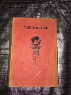 THE HEROES (OLD GREEK FAIRY TALES) by CHARLES KINGSLEY