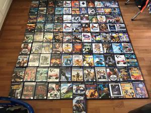 100 Ps2 PlayStation 2 Games job lot