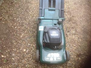 Atco viscount rotary lawnmower