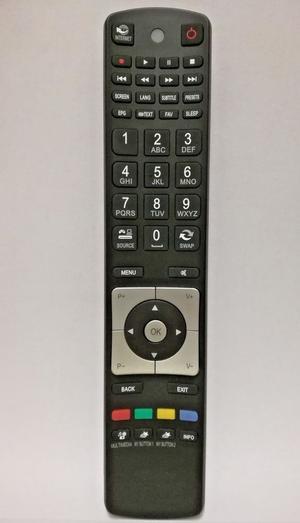 Genuine Original Finlux F Remote Control for Smart