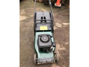Hayter Harrier 48 Petrol rear roller lawn mower in Emsworth