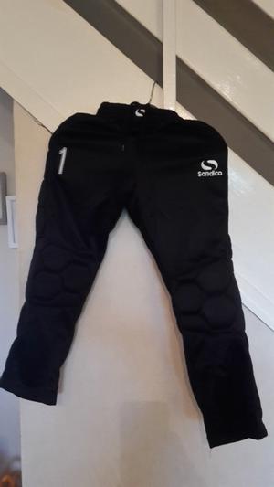 Kids goalie trousers age 9-10 years
