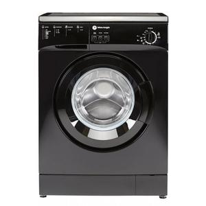 white knight A+ 6kg washing machine in black,nice condition,free local delivery