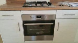 BRAND NEW Electrolux Integrated Fan Oven & Gas Hob RRP £562